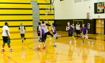 Men's Winter Basketball League