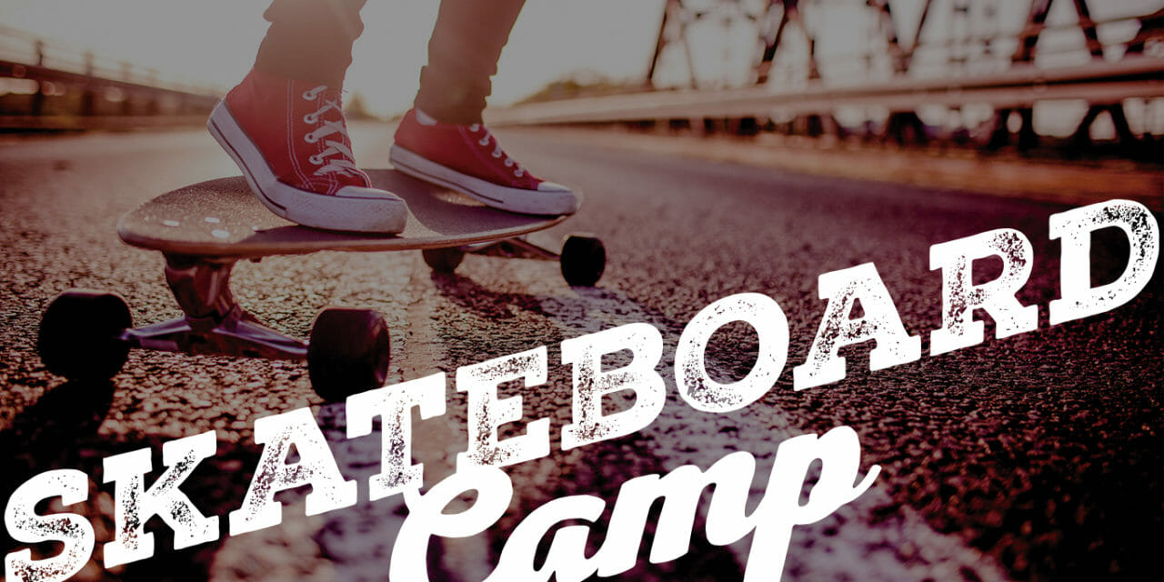 SECA Summer Skateboard Camp