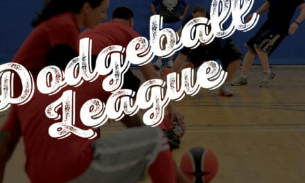 Teen CO-ED Dodgeball League