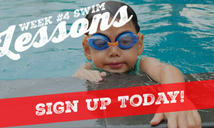 2020 SECA Youth Swim Lessons