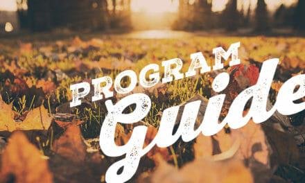 SECA Fall and Winter Program Guide