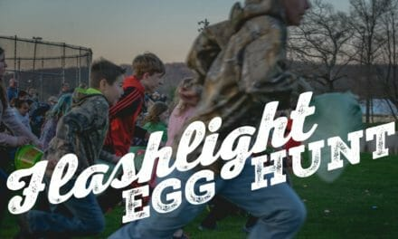 Flashlight Easter Egg Hunt-Postponed!