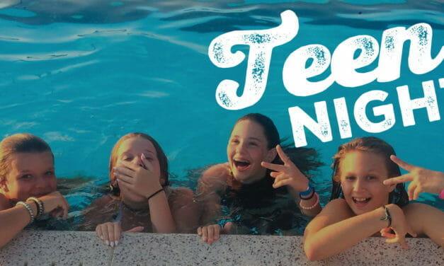 Teen Pool Parties!