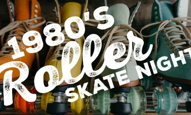 All skate! ('80s style)