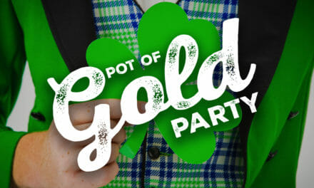 Pot-Of-Gold Fundraiser