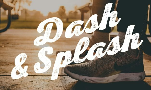 Dash & Splash 5K (and fun run)