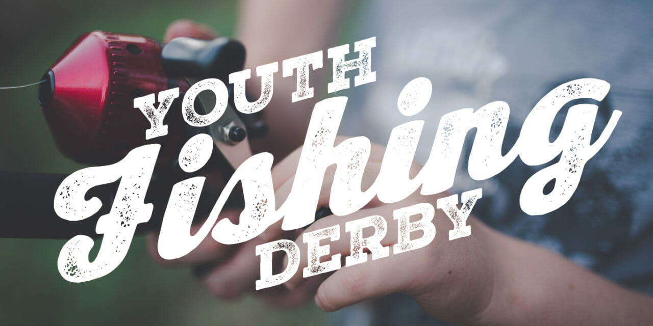 Congrats to our Youth Fishing Derby winners!
