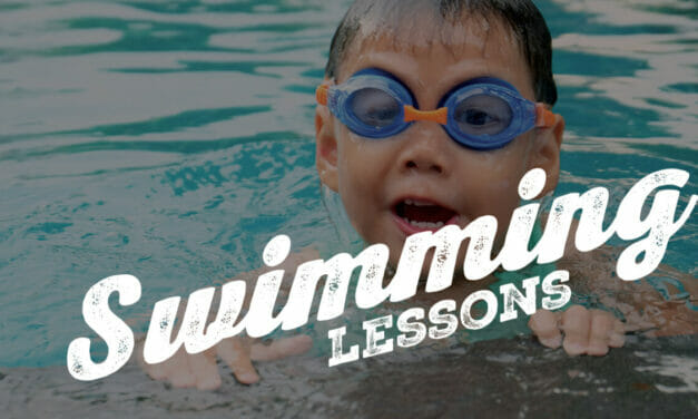 2021 SECA Youth Swim Lessons